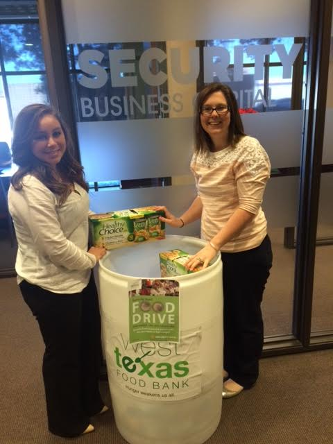 factoring finance company food drive - 2016