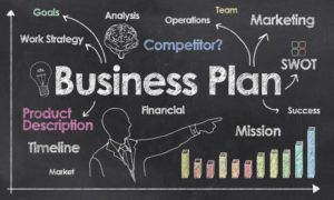 Create a good small business plan