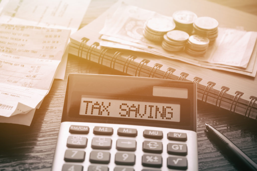 Tax Savings & Invoice Factoring