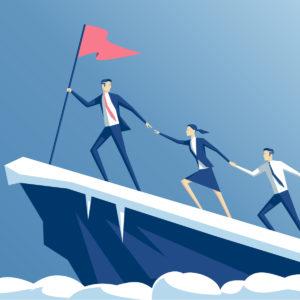 leading a team through a transition